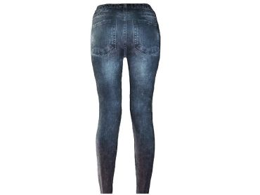 Sexy Jeans Leggings Ouvert